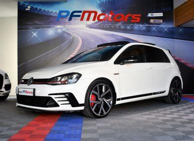 Vente Volkswagen Golf 7 GTI Clubsport 2.0 TSI 265 DSG GPS TO Cuir Caméra Dynaudio Front Lane JA 19 Occasion