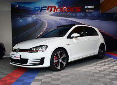 Volkswagen Golf 7 GTI Performance 2.0 TSI 230 cv DSG T.O Cuir Electrique Volant MF