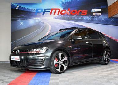 Vente Volkswagen Golf 7 GTI Performance 2.0 TSI 230 DSG GPS Pro DCC ACC TO Caméra Keyless App Connect Dynaudio JA 18 Occasion