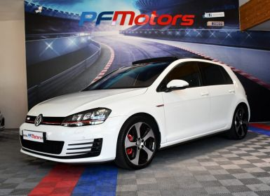 Achat Volkswagen Golf 7 GTI Performance 2.0 TSI 230 DSG GPS TO Keyless Cuir Alcantara Alarme JA 18 Occasion