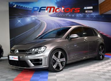 Volkswagen Golf 7 R 2.0 TSI 300 Boite 6 4Motion GPS ACC DCC Caméra Front Lane Blind JA 19 Limestone