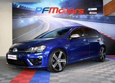 Achat Volkswagen Golf 7 R 2.0 TSI 300 DSG 4Motion GPS Pro Cuir Carbone DCC App Connect Alarme JA 19 Occasion