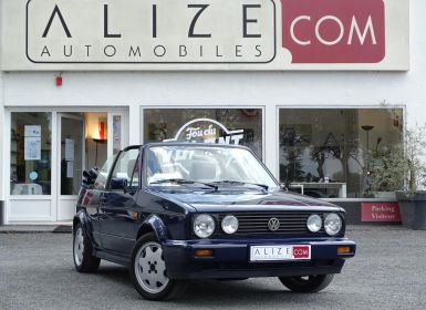 Achat Volkswagen Golf Cabriolet 1.8i - 98 II CABRIOLET Young Line Occasion