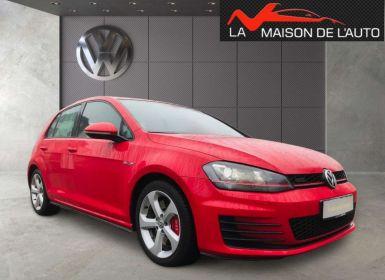 Vente Volkswagen Golf GTI Occasion