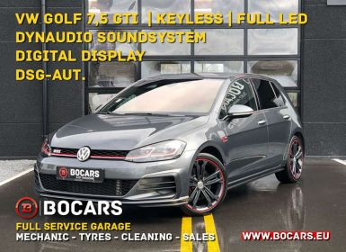 Achat Volkswagen Golf GTI 2.0 TSI 230pk DSG-AUT. | Dynaudio | Keyless-Go Occasion