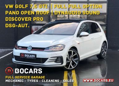 Achat Volkswagen Golf GTI 2.0 TSI 230pk DSG-AUT. | Full Full Option Occasion