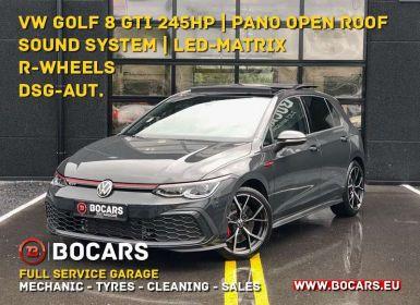 Volkswagen Golf GTI 2.0 TSI 245pk DSG | Panorama | DCC | Camera | LED
