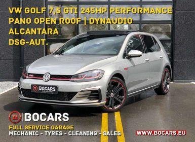 Vente Volkswagen Golf GTI 2.0 TSI 245pk Performance DSG | Dynaudio|Alcantara Occasion