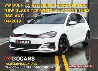 Vente Volkswagen Golf GTI 2.0 TSI 245pk Performance DSG  Active Info Keyless Occasion