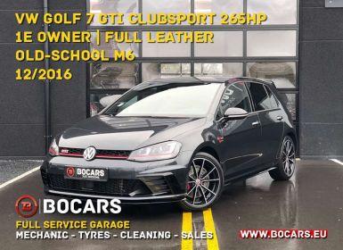 Volkswagen Golf GTI 2.0 TSI Clubsport | 1e owner | VERKOCHT - VENDU - SOLD
