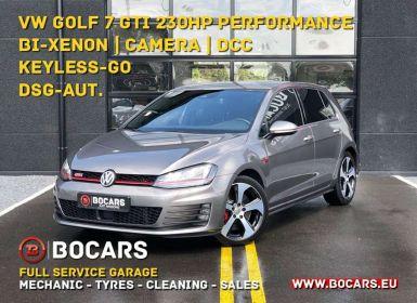 Volkswagen Golf GTI 2.0 TSI Performance DSG |