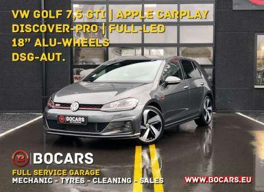 Vente Volkswagen Golf GTI 2.0 TSI Performance DSG  Discover PRO AppleCarplay Occasion