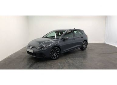 Achat Volkswagen Golf NOUVELLE 1.5 TSI ACT OPF 130 BVM6 Life 1st Occasion