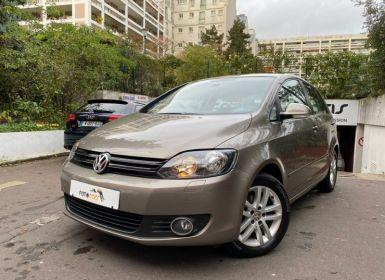 Volkswagen Golf Plus 1.4 TSI 122CH CONFORTLINE Occasion