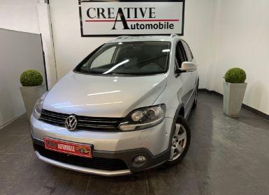 Vente Volkswagen Golf Plus CROSS 2.0 TDI 140 CV BVA Occasion