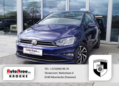 Vente Volkswagen Golf Sportsvan 110pk NAVI LEDER PANODAK ADAPCRUISE Occasion