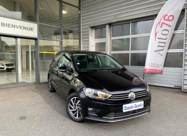 Voiture Volkswagen Golf Sportsvan 1.4 TSI 125ch BlueMotion Technology Sound DSG7 Occasion