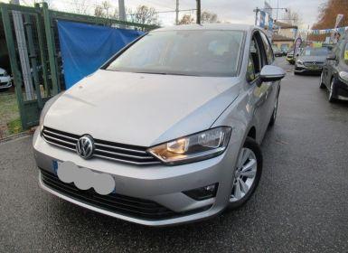 Vente Volkswagen Golf Sportsvan 1.6 TDI 110CH BLUEMOTION TECHNOLOGY FAP CONFORTLINE BUSINESS DSG7 Occasion