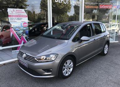 Vente Volkswagen Golf Sportsvan 1.6 TDI 110CH BLUEMOTION TECHNOLOGY FAP CONFORTLINE DSG7 Occasion