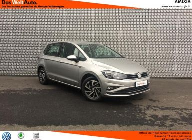 Vente Volkswagen Golf Sportsvan 1.6 TDI 115ch BlueMotion Technology FAP Connect Euro6d-T Occasion