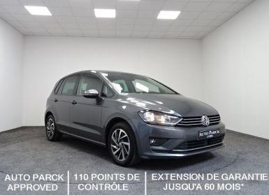 Vente Volkswagen Golf Sportsvan 1.6 TDI 115CH BLUEMOTION TECHNOLOGY FAP SOUND Occasion