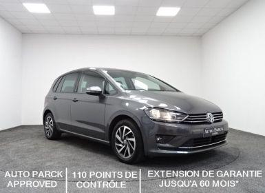Vente Volkswagen Golf Sportsvan 1.6 TDI 115CH BLUEMOTION TECHNOLOGY FAP SOUND DSG7 Occasion