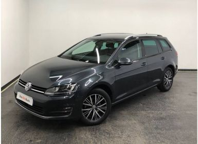 Vente Volkswagen Golf SW 1.4 TSI 125 BlueMotion Technology DSG7 Série Match Occasion
