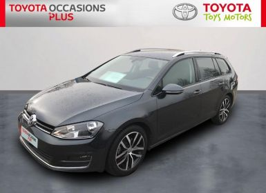 Acheter Volkswagen Golf SW 1.4 TSI 125ch BlueMotion Technology Allstar Occasion