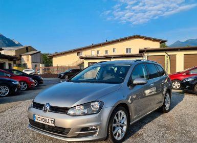 Volkswagen Golf sw 1.6 tdi 105 carat 04/2014 GPS ACC FRONT ASSIST TOIT PANORAMIQUE