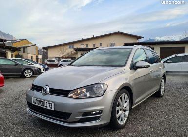 Volkswagen Golf sw 1.6 tdi 105 carat 04/2014 TOIT OUVRANT ACC GPS