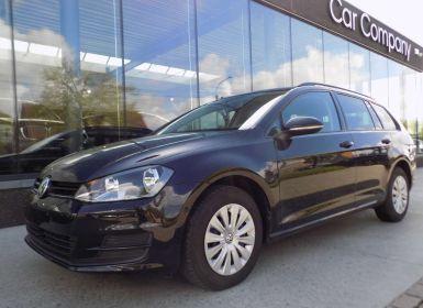 Vente Volkswagen Golf Variant 1.6 CR TDi 110PK EURO6b - GPS - PDC - TREKHAAK Occasion