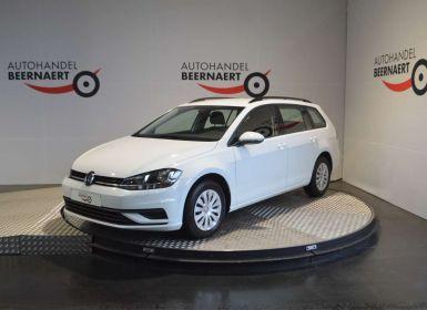 Achat Volkswagen Golf Variant 1.6 SCR TDi Trendline / 1eigenr / Euro6 / Carplay... Occasion