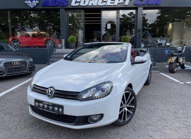 Vente Volkswagen Golf VI Cabrio 1.4 TSI 160CH Carat Occasion