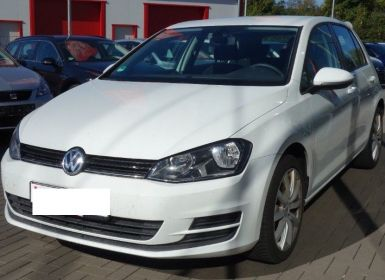 Voiture Volkswagen Golf VII 1.2 TSI 110 BLUEMOTION  CONFORTLINE 5P (09/2017) Occasion