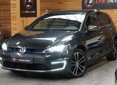 Vente Volkswagen Golf VII 1.4 TSI GTE DSG 5P Occasion