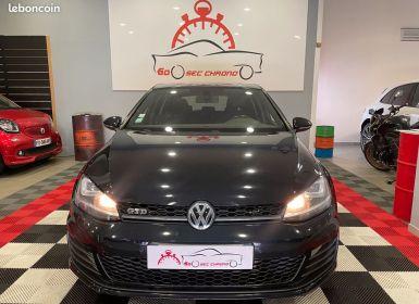 Vente Volkswagen Golf vii 2.0 gtd 184cv Occasion