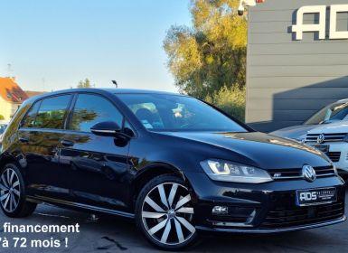 Vente Volkswagen Golf VII 2.0 TDI 150ch BlueMotion Technology FAP Carat DSG6 5p Occasion