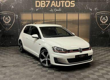 Vente Volkswagen Golf VII 2.0 TSI 230 GTI PERFORMANCE DSG6 3P Occasion