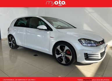 Volkswagen Golf VII 2.0 TSI 230CH BLUEMOTION TECHNOLOGY GTI PERFORMANCE DSG6 5P Occasion