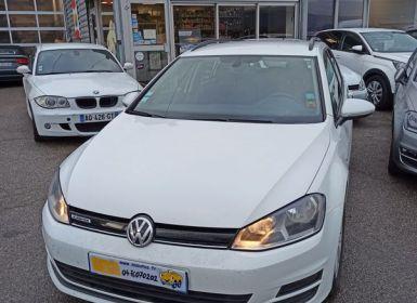 Volkswagen Golf vii break 1.6 tdi 110 bluemotion Occasion