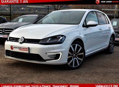 Achat Volkswagen Golf VII GTE 1.4 TSI 204 CH DSG 7 Occasion