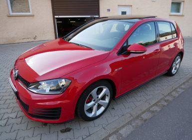 Vente Volkswagen Golf VII GTi 2.0 TSi 220 DSG 5P, Toit pano, GPS Occasion