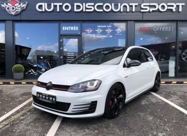 Vente Volkswagen Golf VII GTI Performance Occasion