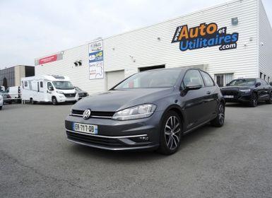 Vente Volkswagen Golf VII STE 1.6 TDI 115CH BLUEMOTION TECHNOLOGY FAP CONFORTLINE BUSINESS 3P Occasion