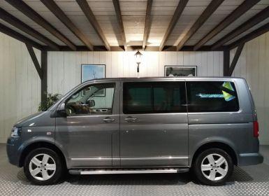 Acheter Volkswagen Multivan 2.0 BITDI 180 CV HIGHLINE DSG 4MOTION 7PL Occasion