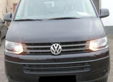 Vente Volkswagen Multivan T5 2.0 BiTDi 180 cv DSG Occasion