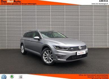 Achat Volkswagen Passat 1.4 TSI 218ch GTE DSG6 Occasion