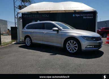 Achat Volkswagen Passat SW 2.0 TDI 150ch BlueMotion Technology Carat Edition DSG6 Occasion