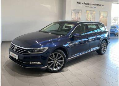 Vente Volkswagen Passat SW 2.0 TDI 190 BMT DSG6 4Motion Carat Exclusive Occasion