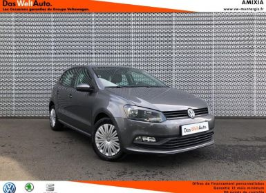 Achat Volkswagen Polo 1.0 60ch Edition 2017 5p Occasion
